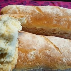 Country-Style Bread with Yeast