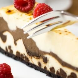 Marble Cheesecake