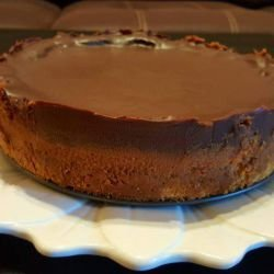 Super Chocolate Cheesecake