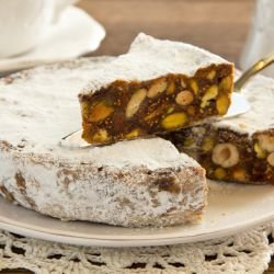 Panforte Fruit Cake
