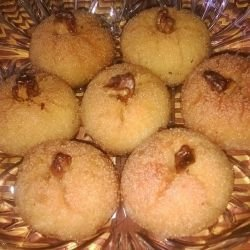 Very Juicy Semolina Balls