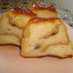 Cake with Panettone in a Cake Form