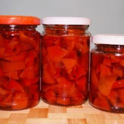Quince Jam without Boiling