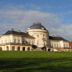Churches, Cathedrals and Temples - Solitude Castle near Stuttgart