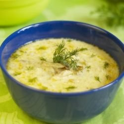 Zucchini and Dill Soup