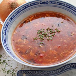 Spicy-Sour Soup