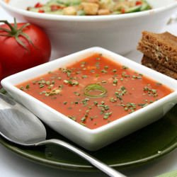 Tomato and Onion Soup