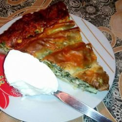 Grandma`s Spinach Pie