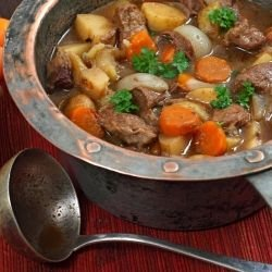 Sauteed Irish Mutton