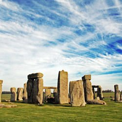 Historical Sites -  Stonehenge