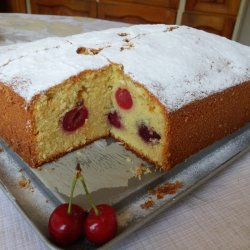 Phenomenal Cake with Cherries