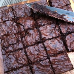 Spectacular Chocolate Brownies