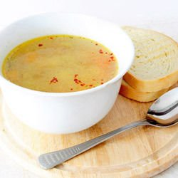 Chicken Giblet Soup