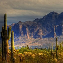 Sercy Castle - Superstition Mountains