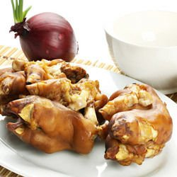 French-Style Fried Pork Trotters