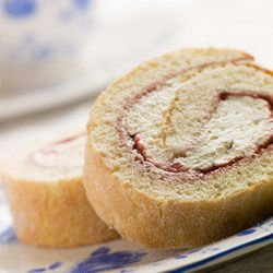 Easy Cream Roll