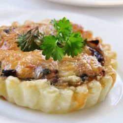 Tartlets With Mushrooms