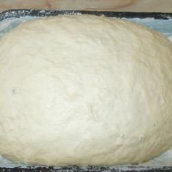 Universal Dough for Pizzas, Scones, Pitas and Doughy Snacks