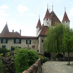 Grand Teton National Park - Thun Castle