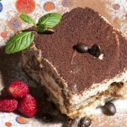 Tiramisu Without Eggs