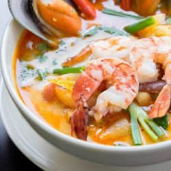 Thai Seafood Soup