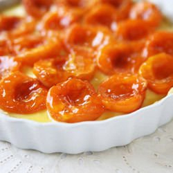 Fruit Cake with Apricots