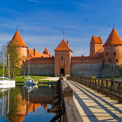 Lithuania -  Trakai Castle
