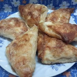 Tasty Phyllo Pastry with Fine Sheets