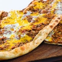 Turkish Lahmacun Pizza