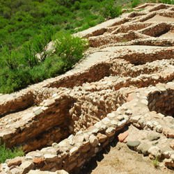 Ajloun Fortress - Tuzigoot National Monument