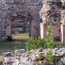 Columbia River - The Roman Baths in Varna