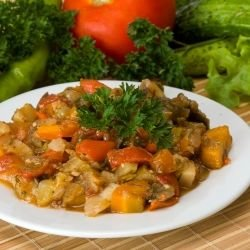 Fried Vegetable Dish