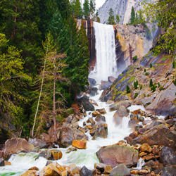 Natural Phenomena -  Vernal Fall