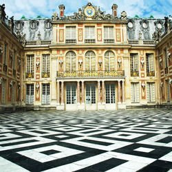 Sightseeing in Paris -  Palace of Versailles