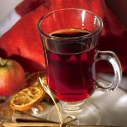 Mulled Wine with Honey