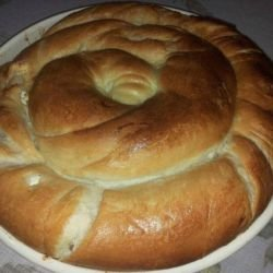 Spiral Tutmanik with Feta