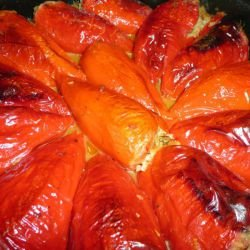 Surprisingly Delicious Stuffed Peppers
