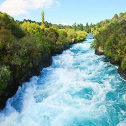 Churches, Cathedrals and Temples - Waikato River