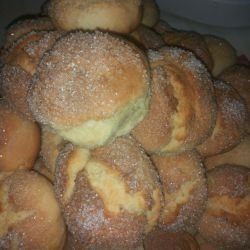 Sugar Biscuits with Lard
