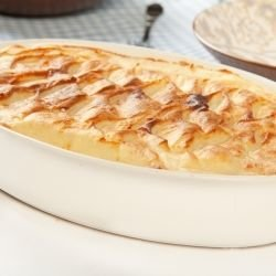 Potato Pie with Chicken