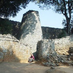 Aigues Castle - Great Zimbabwe Ruins
