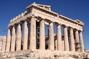 Greek Acropolis