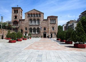 Agios Dimitrios Church in Thessaloniki