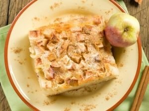 Spanish Apple Pie