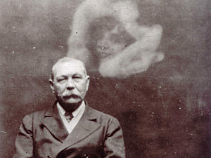 Occultist Arthur Conan Doyle, Author of Sherlock Holmes, Talked to Ghosts