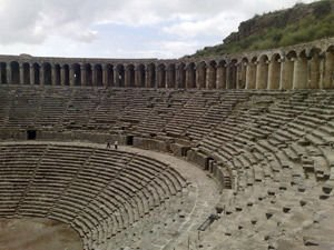 Aspendos Theatre Turkey