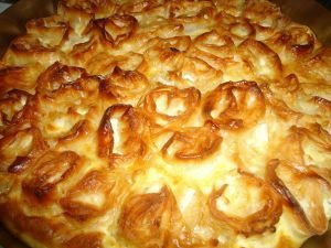 Phyllo Pastry with Yoghurt