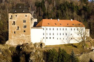 Becov nad Teplou Castle and Chateau