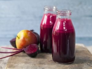 Juice from Beetroots Instead of Blood Pressure Pills
