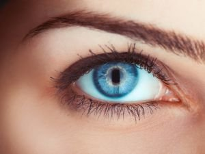 What do Blue Eyes Symbolize?